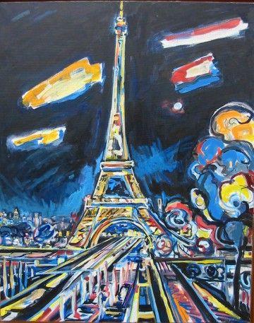 La Tour Eiffel Histoire Des Arts