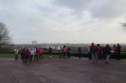 La randonnée du 8 décembre à Caen