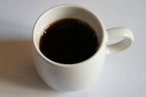 un seul café ...