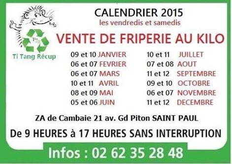 Photo de Filière Recyclage Textiles à la RUN.