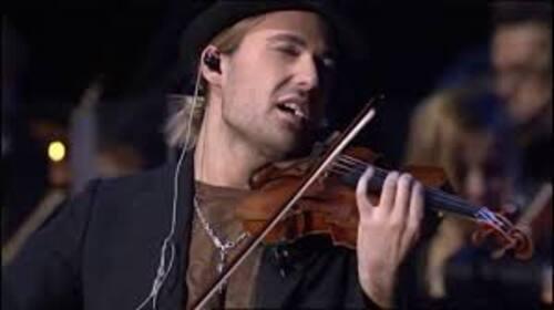 GARRETT, David - J.S Bach Air  (Musiques pour l'âme)