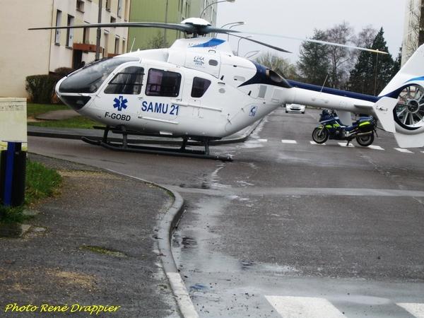 Un tragique incendie à Châtillon sur Seine...