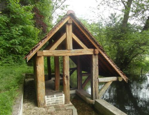 Aube - Pont-Sainte-Marie