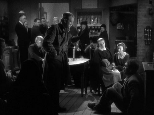 Le mouchard, The informer, John Ford, 1935