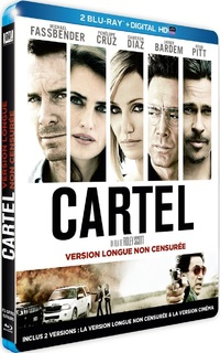 [Blu-ray] Cartel (The Counselor)
