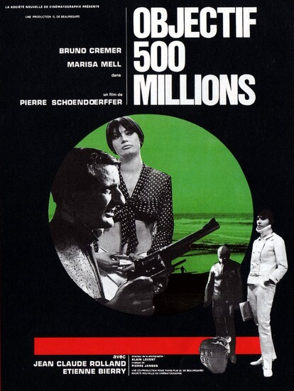 OBJECTIF 500 MILLIONS BOX OFFICE1966
