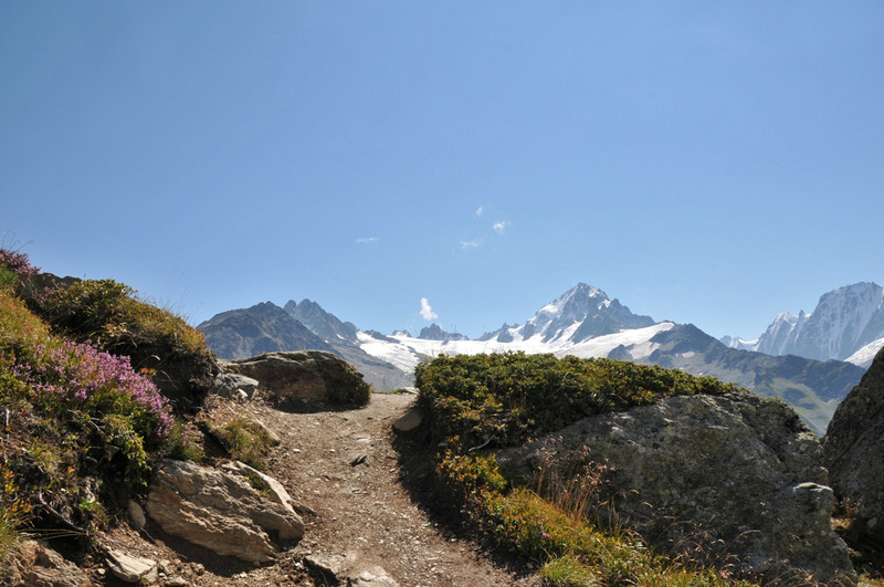 Images de randonnée (#4) : l'Aiguille des Posettes