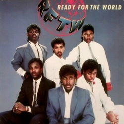 Ready For The World - Same - Complete LP