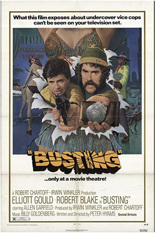 BUSTING BOX OFFICE USA 1974
