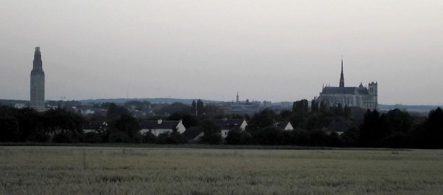 Tout près d'Amiens ...