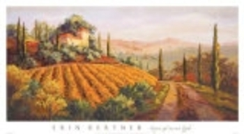 Erin-Dertner-Layers-of-Tuscan-Light-Affiches