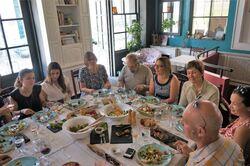 Déjeuner bénévoles 2017