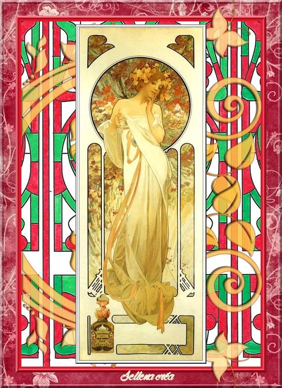 **Art Nouveau**Mes Coloriages