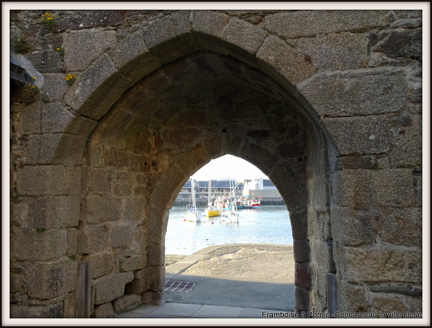 Concarneau la Ville CLose