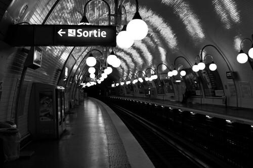 Petits et grands chiffres du métro parisien