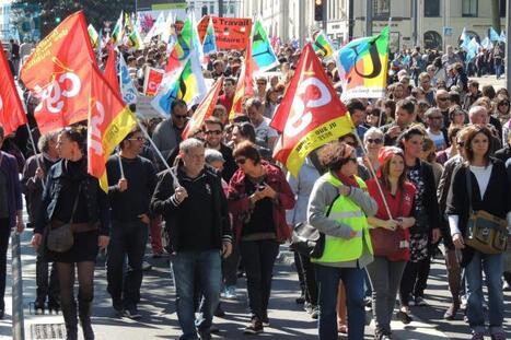 Les syndicats défileront en ordre dispersé