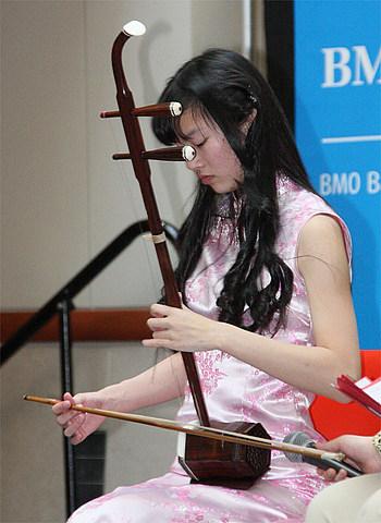 ERHU OU VIOLON CHINOIS, par Karunesh. Instruments de musique, Connaissance des