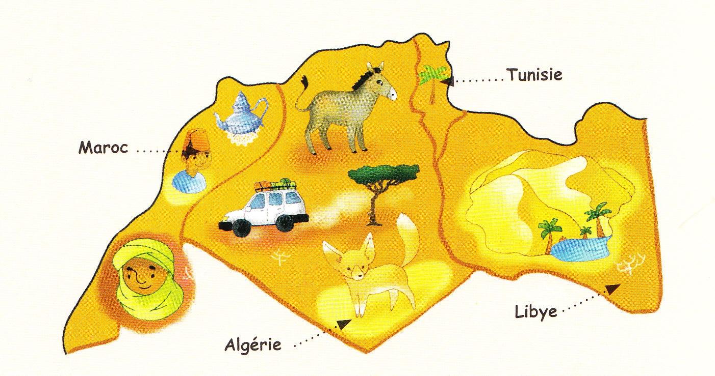 Le Maroc La Classe De Corinne