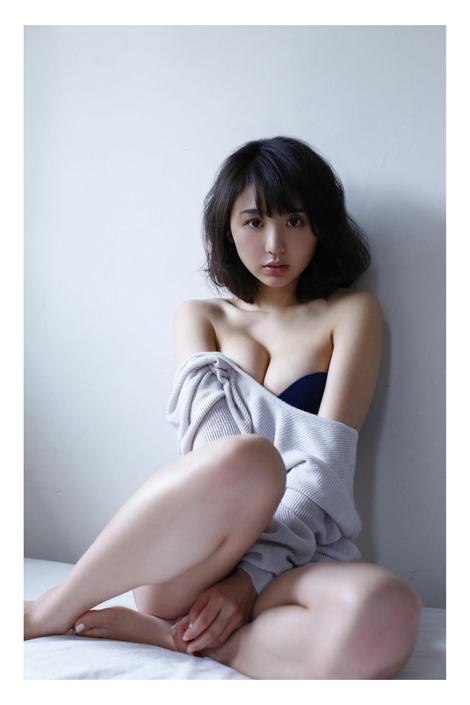 WEB Gravure : ( FRIDAY - デジタル写真集/Digital photograph collection] - Nonoka Ono/おのののか : 「艶めくEカップボディ」  )