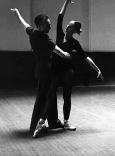 dance ballet tango balanchine