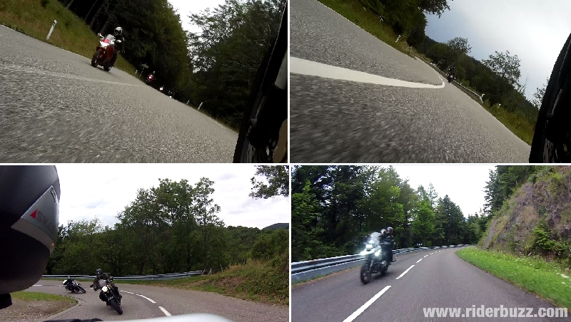 THE BIG ALPS TOUR : Où les routes Alsaciennes se révèlent piégeuses.