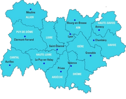 Une association ressource en Auvergne-Rhône-Alpes