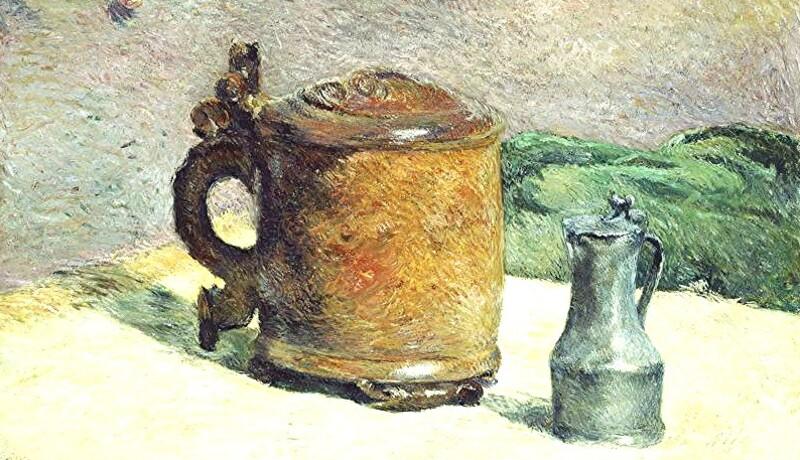 Gauguin 3 / 1880 -82  : les temps heureux rue de Vaugirard (1)