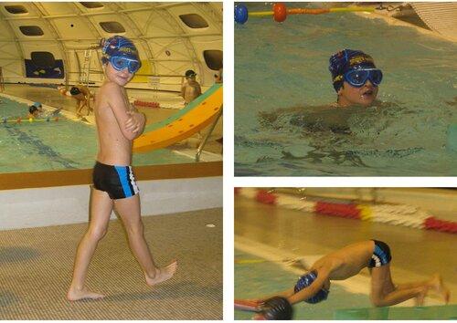 Portes ouvertes au cours de natation