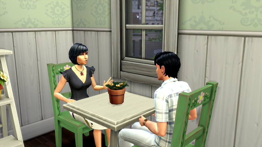 Chapitre 12 : Un mariage en demi-teinte