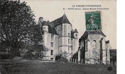 LES REMPARTS DE COURBOYER (Orne)