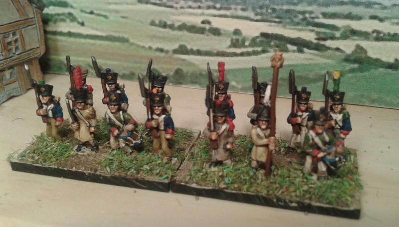 Tactique 1814: Infanterie française