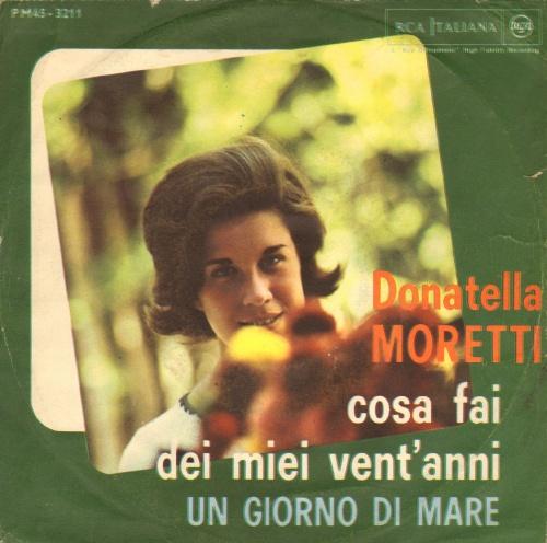 Donatella Moretti (1963)