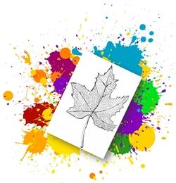 Arts visuels autour de la terre et de l'automne