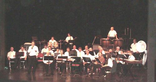 Concert de la Lyre à Rochefort sur Brevon...