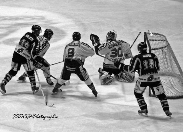 Pour les passionnés de hockey sur glace