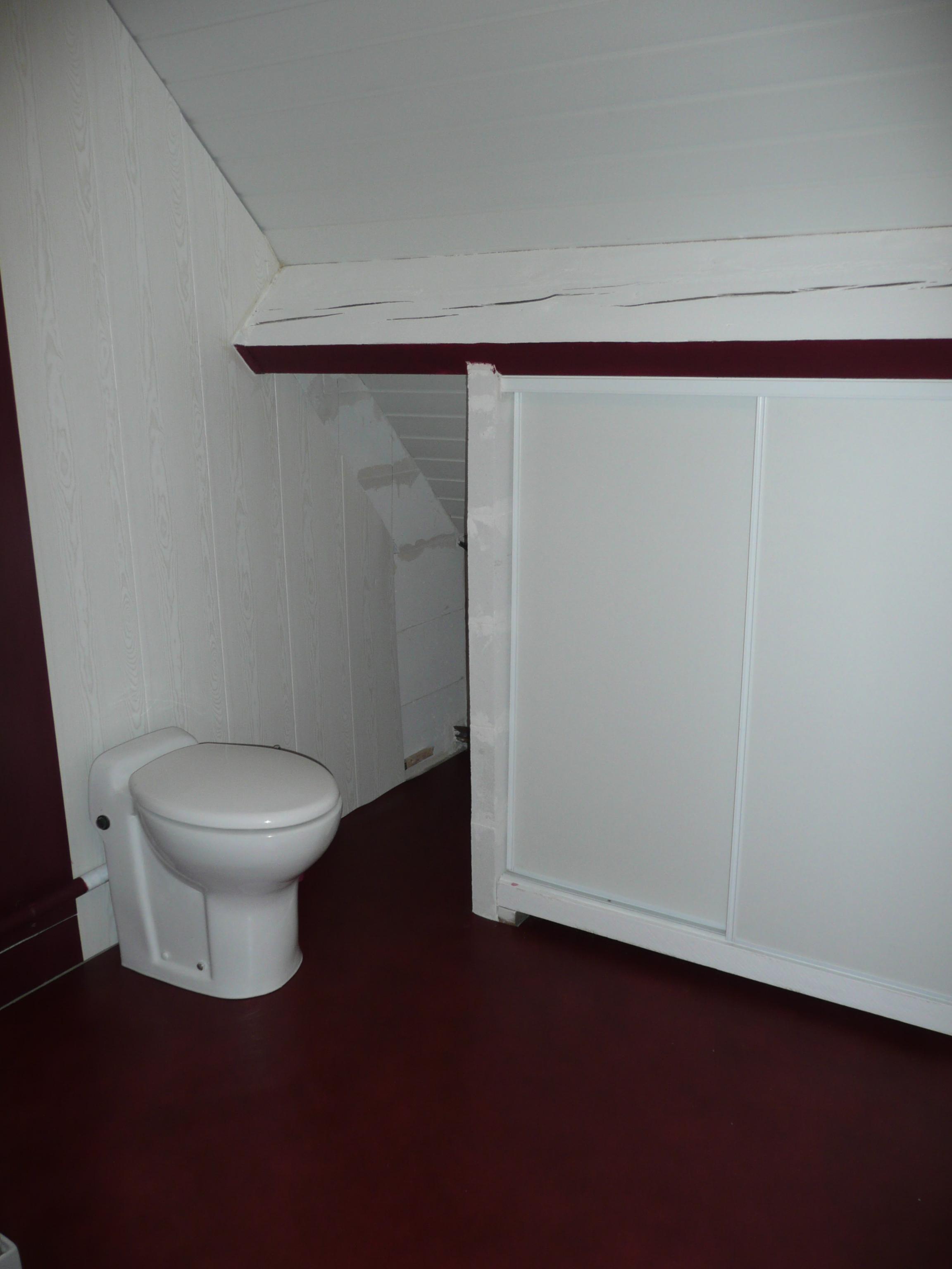 Habillage des murs de la salle de bain r nov malong re58 - Habillage mur salle de bain ...