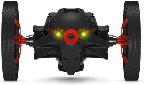 Mini drone Parrot Rolling Spider y Jumping Sumo