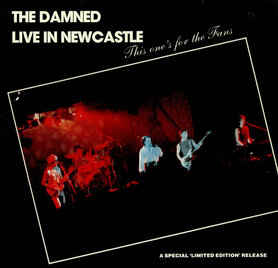 Mémoire de vinyl: The Damned - Live in Newcastle (1983)