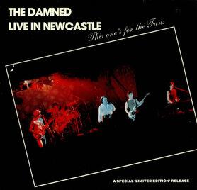 Mémoire de vinyl: The Damned - Live in Newcastle (1983)