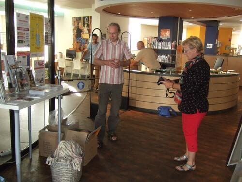 Bibliothèque Duquesne : Le CLAP déménage au pôle nord de la bibliothèque