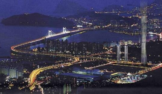Géographie de la Corée du Sud