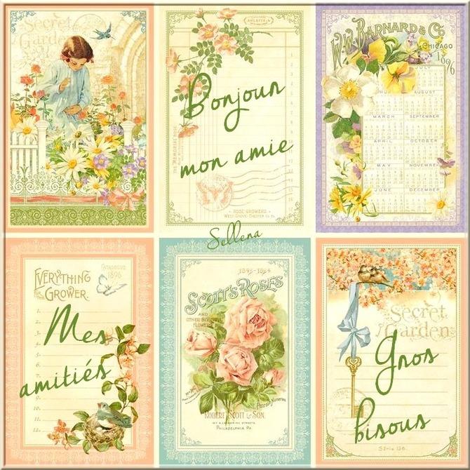 Cartes**Messages**