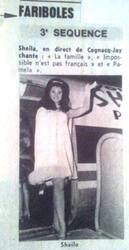 22 avril 1967 / SOIREE FARIBOLE
