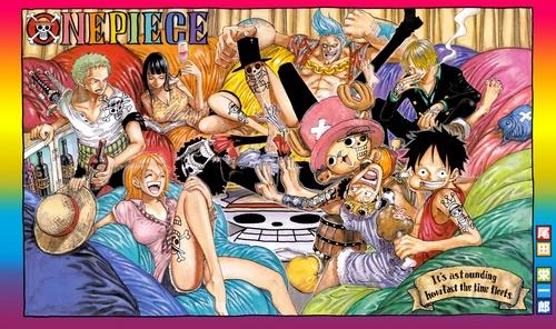 One Piece Saison 12 :