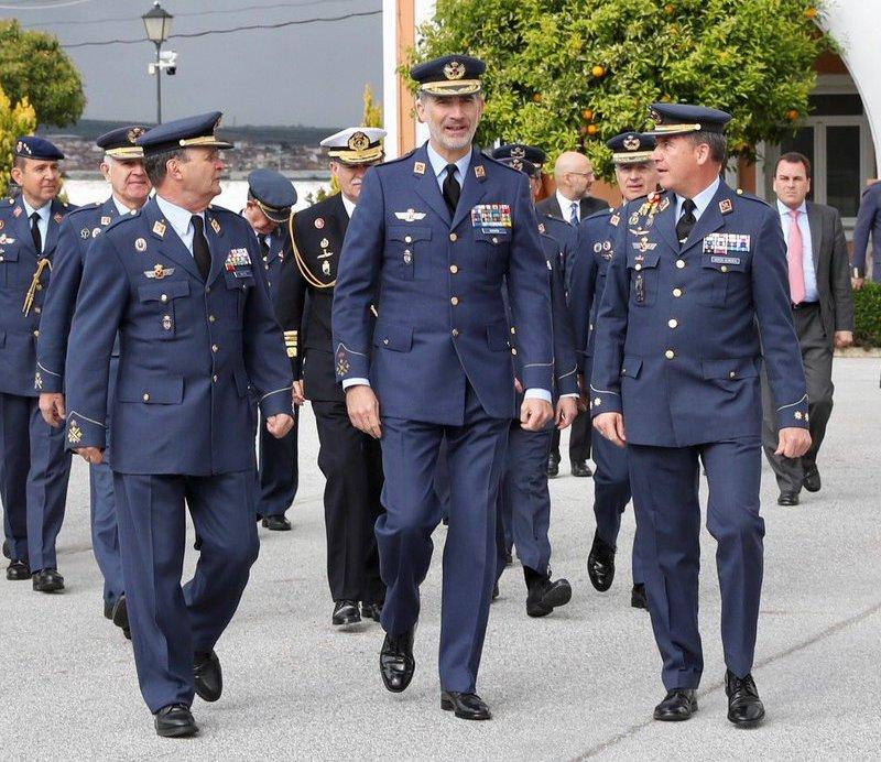 El Ala 78 y a la Base Aérea.