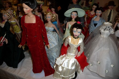 PARIS FASHION DOLL FESTIVAL - MARS 2016