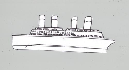 Il était un petite navire... ♪