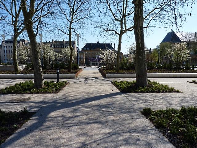 La Nouvelle place de la République de Metz 18 Marc de Metz
