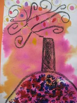 Peindre à la manière de Natasha Wescoat