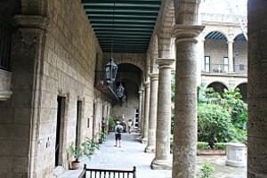 Cuba-La Havane(43)Palacio de los Capitanes Generales